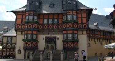 3d Gebäude Model Deutschland