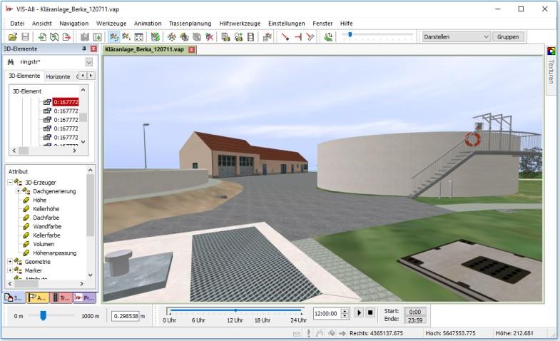 Technische 3D Prozessvisualisierung