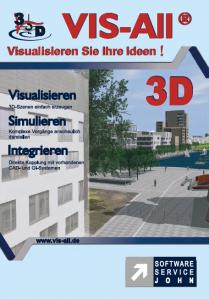 VIS-All 3D Prospekt