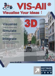 VIS-All 3D Prospekt Englisch