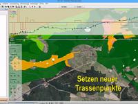 Software für kostentransparente 3D Planung von Schienentrassen