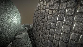 Neue 3D Textur-Kollektion: Pflasterstein zum Download