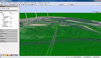 3D-Visualisierung in der Straßenplanung