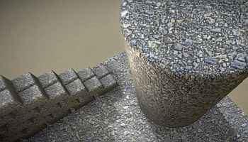 Neue Kollektion von 3D-Texturen: Grobkörniger Kies zum Download